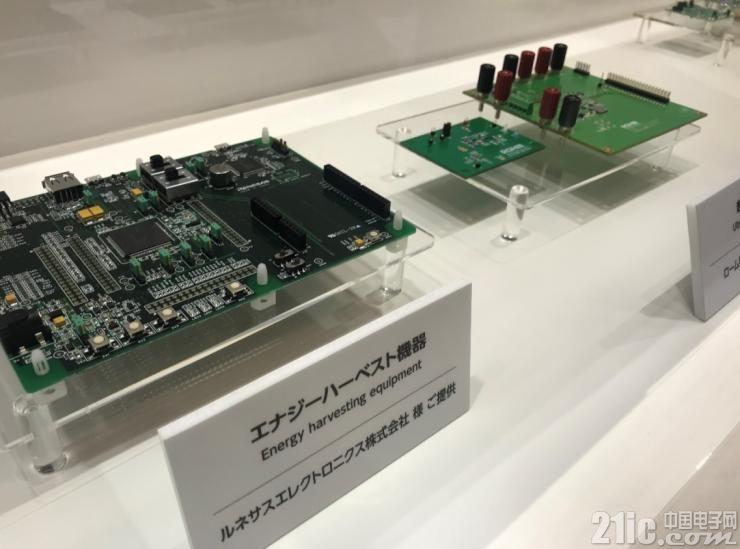 能量收集设备(尼吉康+RENESAS)