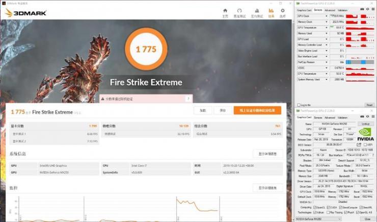 小米笔记本Pro 15增强版游戏性能测评