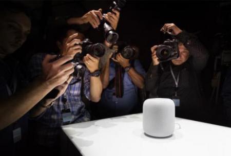 苹果在智能家居领域落后于亚马逊、谷歌?