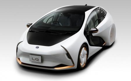 """概念车""""LQ""""来了,具备哪些先进配置和技术?"""