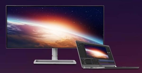 Prestige PC341WU:又一款专业显示器来袭