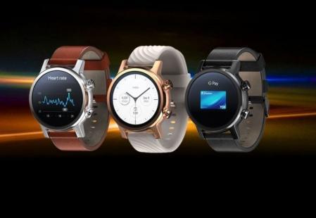 Moto 360手表回来了 钢灰色,玫瑰金和幻影黑任你选!