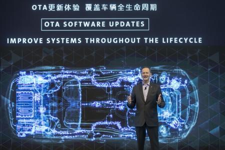 """打造""""最强大脑""""!通用汽车推出全新一代电子架构"""