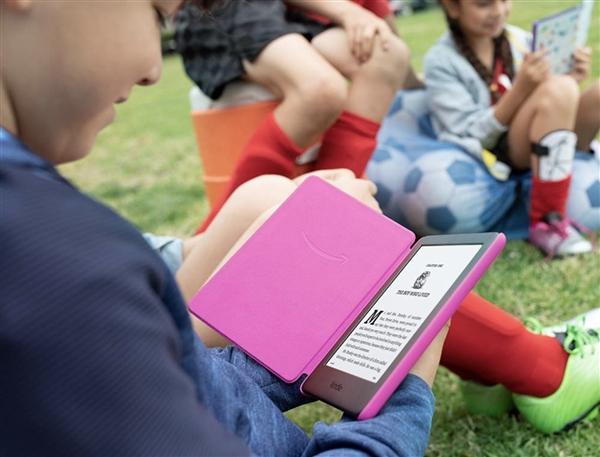 爱孩子,请给Ta Kindle Kids Edition
