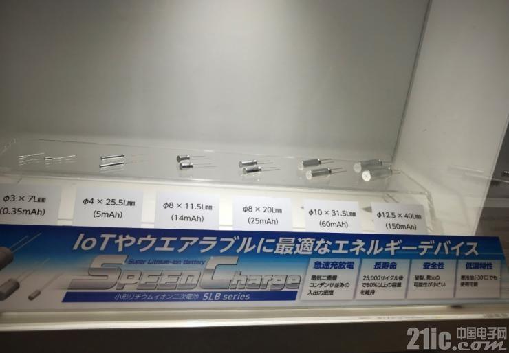 适用于IoT的SLB系列产品