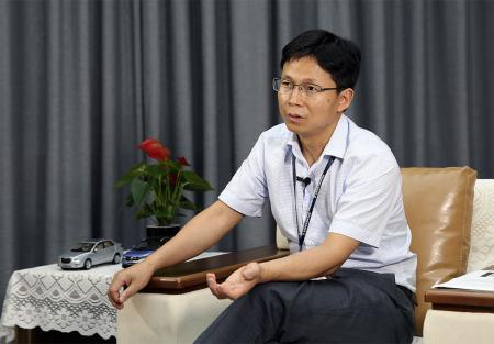 东风汽车王云中:没有核心技术,就没有发言权