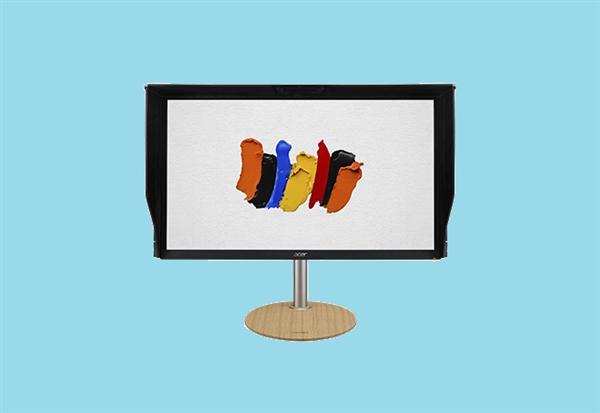 ConceptD:专业级显示器,属于专业的你