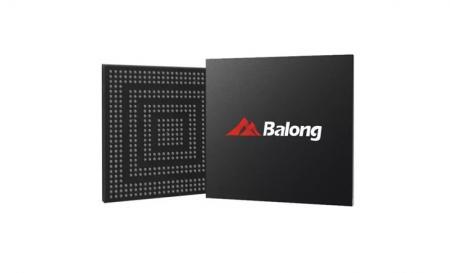 华为公开推出:首款华为海思LTE Cat4平台Balong 711