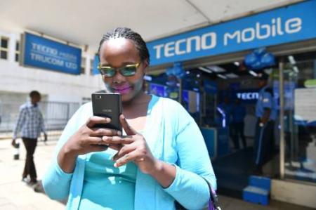 非洲手机市场竞争激烈 中国厂商凭什么称霸非洲?