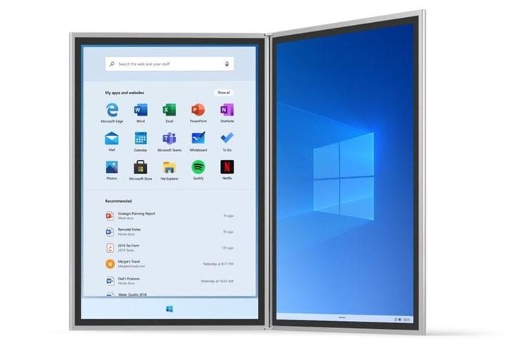 微�Windows 10X大量��曝光,搭�d于Surface Neo上2020假期上市