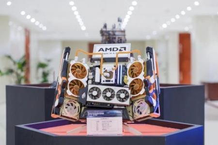 """万众一""""芯""""!AMD推出一大波高性能产品"""