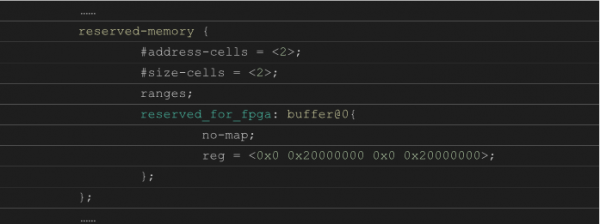 嵌入式AI解决方案EdgeBoard的内存驱动设计