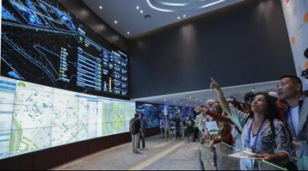 探访天津的智慧城市建设