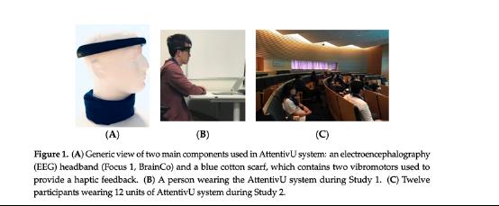 赋思头环获MIT教授肯定:可有效提升学习专注力