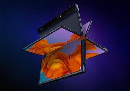 华为首款7nm手机Mate X维修价格:保外屏幕维修价7080元