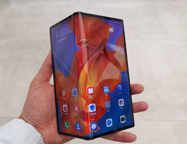 华为Mate X出货量稀缺,售价翻倍,谁在为折叠屏手机掏钱?