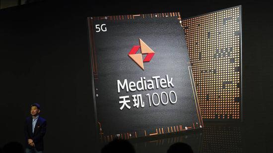 """宝押5G 打破僵局  联发科5G芯片市场投下""""核弹"""""""