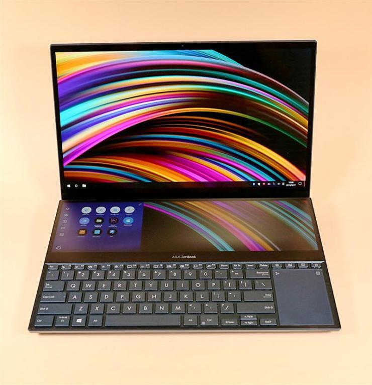 灵耀X2 Pro,独特双屏设计
