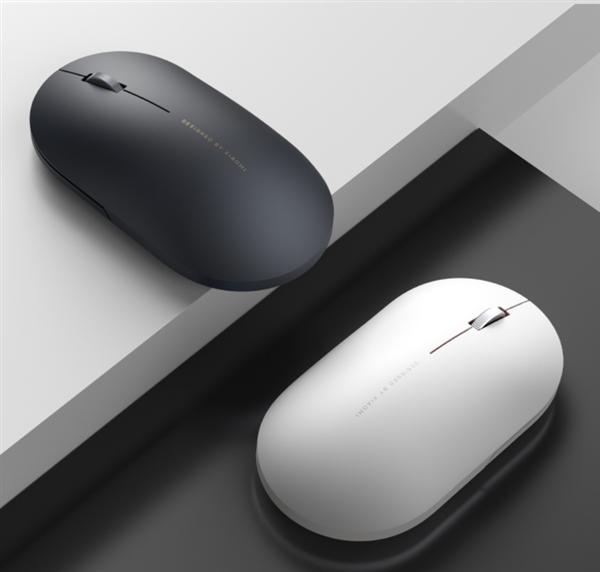 小米无线鼠标2:简单、大方、好用