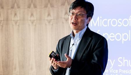 """一个时代落幕:""""微软中国先生""""沈向洋正式离职微软"""