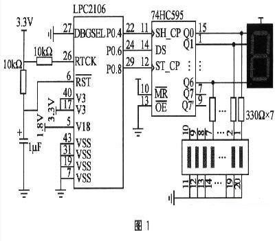 电路仿真软件详谈(十二),proteus电路仿真软件的SPI实例