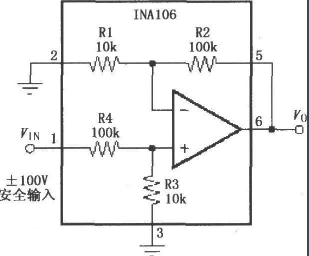 电压跟随器秘笈(三),搞定电压跟随器跟随特性+电路原理