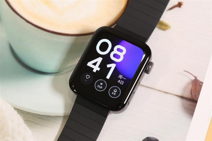 小米手表:方形+陶瓷,最潮流