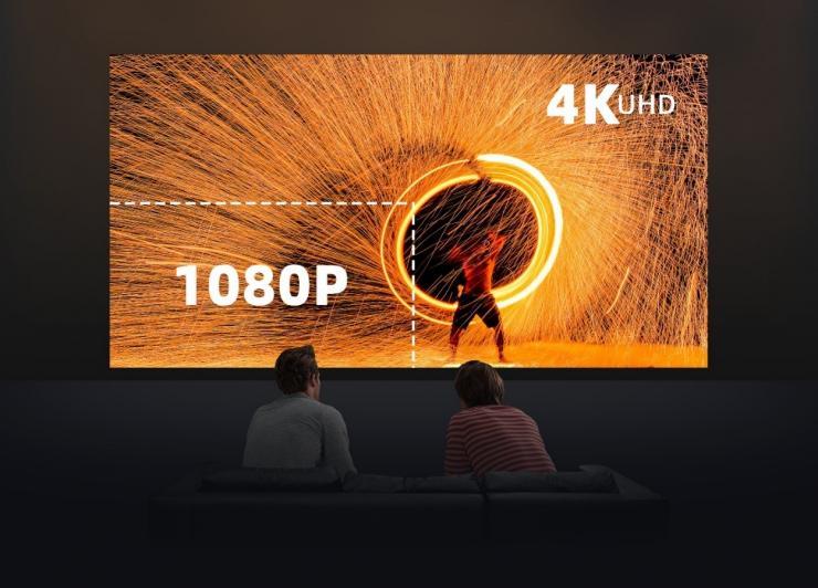 """优派推出虹激光电视4K A3 Pro """"足不出户""""享受影院级视听"""