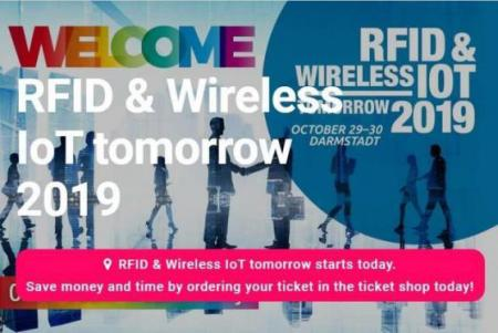 博思得闪耀亮相欧洲的RFID展