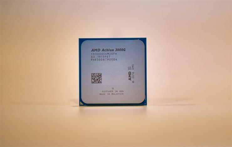 AMD�理器新品:速��3000G
