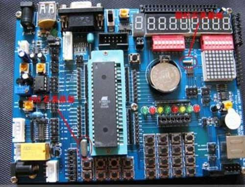 单片机与晶振有什么关系