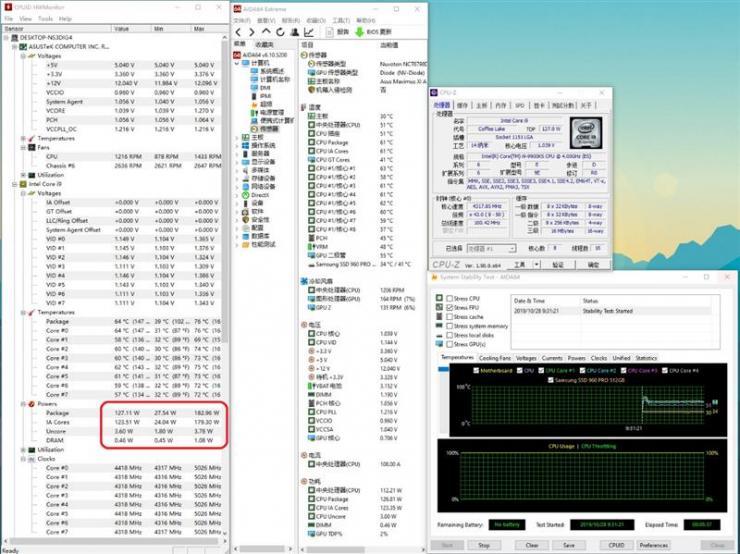 酷睿i9-9900KS 5GHz超频性能测评