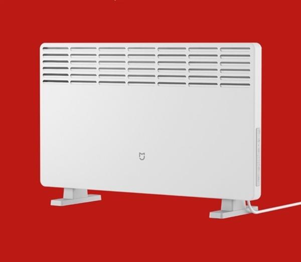 冬日神器:米家电暖器