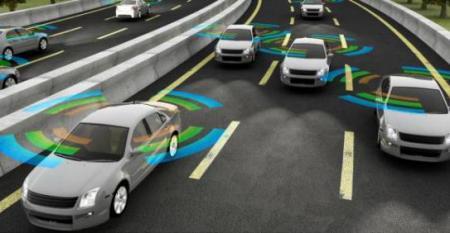 传感器让汽车变得更聪明