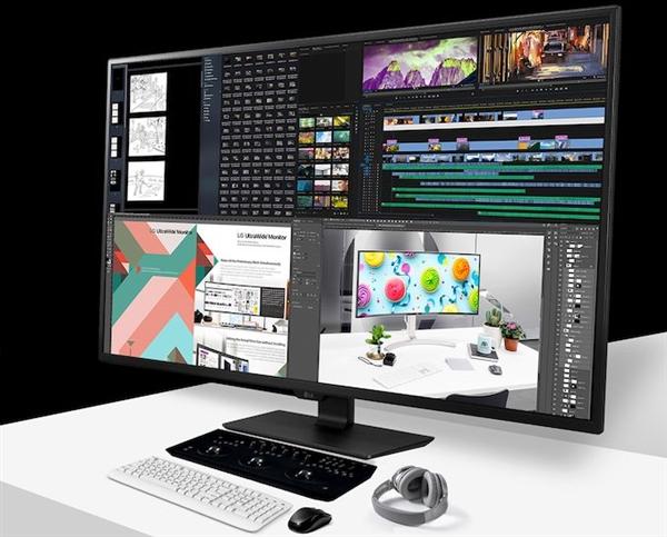 LG最新显示器力作:43UN700