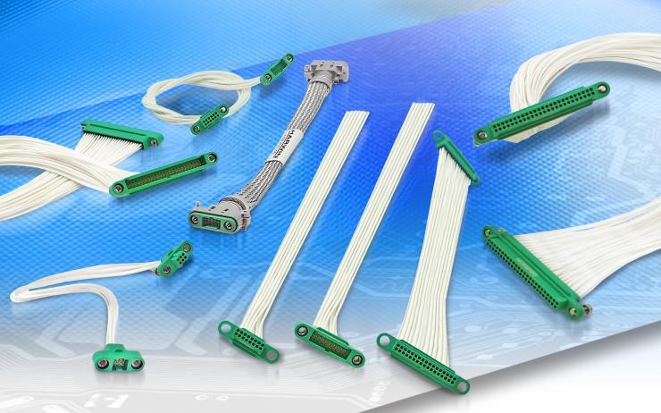 Harwin通过新增紧凑型Gecko-SL产品加强已有的电缆组件供应