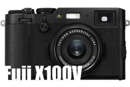富士X100V相机搭载2600万像素传感器?