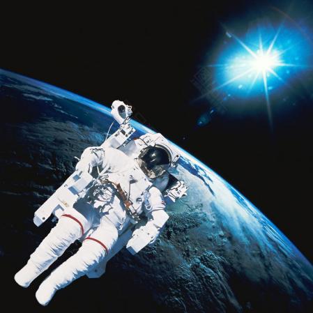 刷新女性记录!美国宇航员即将在太空连续停留328天