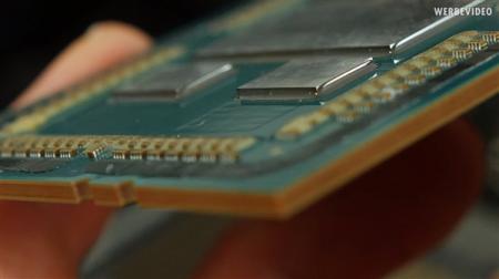 AMD三代�程撕裂者CPU�_�w�b�p:ROG Strix TRX40-E主板  64核若�[若�F