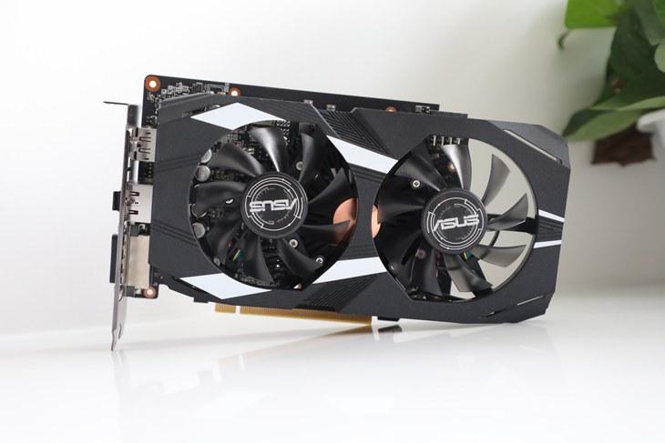 华硕显卡:DUAL-GeForce GTX1660TI-O6G