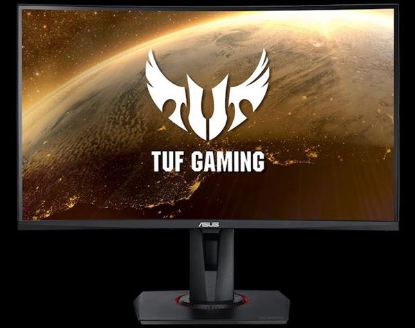 华硕最新产品:ASUS TUF VG27WQ显示器