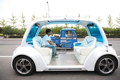 北京自动驾驶测规范正式发布: 车辆获准载人载物测试!