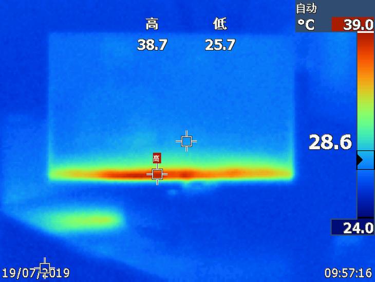 迁跃者-X PLUS散热能力测评