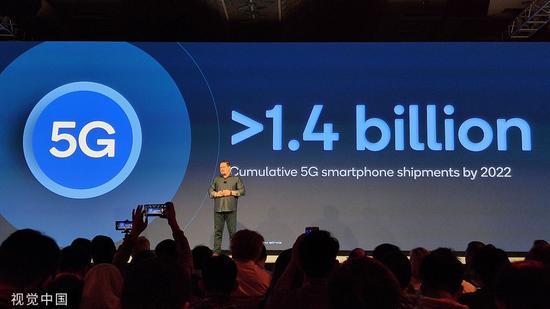 """高通开启""""外挂""""模式  强力争夺中高端5G芯片市场"""
