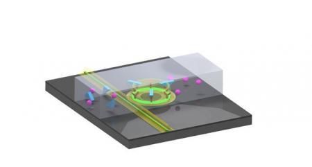 用光学传感器芯片检测癌症生物标志物?