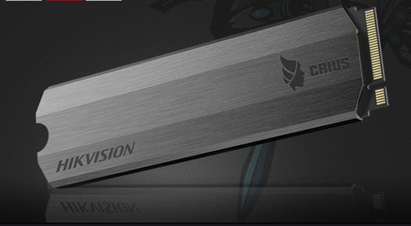 两款硬盘:紫光存储S100 + 海康威视C2000 Pro