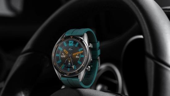 全球销量破1000000台,华为Watch GT开放红包提醒功能