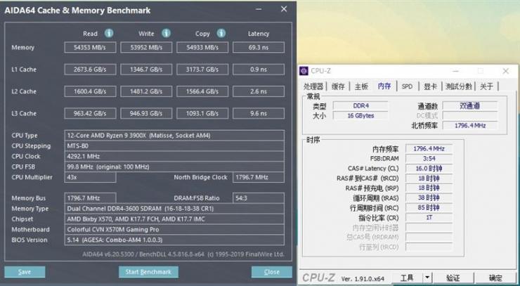 七彩虹CVN X570M GAMING PRO V14主板超�l性能�y�u