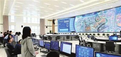 滨海新区极力打造新型智慧城市