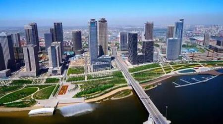 滨海新区大力建设智慧城市